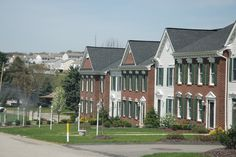 Concord Green townhomes