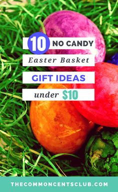 20 christian easter basket ideas christian easter chocolate 10 no candy easter basket ideas under 10 negle Gallery