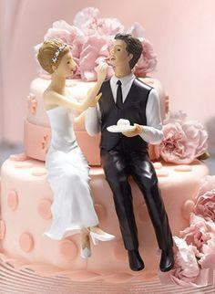 6230b2d5922e28 12 Best Bride   Groom Wedding Cake Topper images