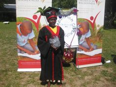 Graduation day from CITW Camp 2013! #Malawi Graduation Day, Camps, Wilderness, Children, Dresses, Young Children, Vestidos, Boys, Grad Parties