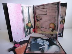 Silvia Scrap: mini album
