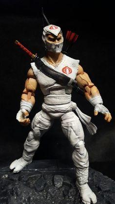 Stormshadow (G.I. Joe) Custom Action Figure