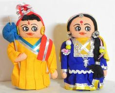 Couple from Gujarat, India
