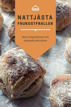 Bread Recipes, Baking Recipes, Breakfast Bites, Our Daily Bread, Delicious Vegan Recipes, Bread Baking, Pain, Soul Food, Food To Make