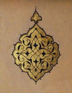 Islamic Art Pattern, Arabic Pattern, Pattern Art, Motif Oriental, Gothic Pattern, Illumination Art, Art Articles, Turkish Art, Islamic Art Calligraphy