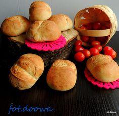 Łatwe bułki pszenne na śniadanie - Moje Małe Czarowanie - Dorota Owczarek Muffin, Breakfast, Cake, Food, Morning Coffee, Kuchen, Essen, Muffins, Meals