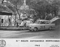 Ford Anglia 105 E- Monte Carlo Grand Prix Vintage European Car Pics Ford Motor Company, Rallye Automobile, Car Pictures, Car Pics, Monte Carlo Rally, Ford Anglia, Villefranche Sur Mer, Automotive Art, Rally Car