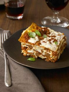 Buddy Valastro's Sausage Lasagna Photo: Miki Duisterhof