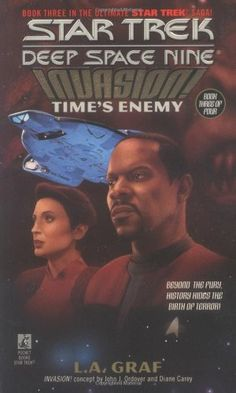Time's Enemy (Star Trek: Invasion): Amazon.co.uk: L. A. Graf: Books