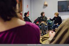 """""""Los cuentos con los que nos contamos"""" con Paula Carballeira - 27 de febrero - Fotografía: Arturo Prieto"""