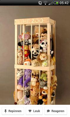 30 Awesome Toy Storage Ideas