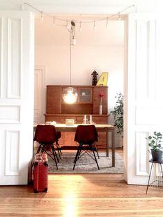 Attirant Pure Gemütlichkeit Im Esszimmer Bei Community Mitglied Headstreams.  #vintage #altbau #esszimmer