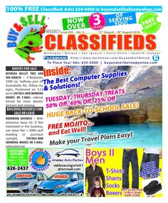Cayo Classifieds - Issue 29