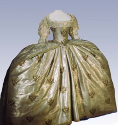 Coronation gown of Catherine the Great