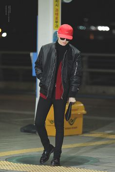 Image result for yugyeom airport fashion
