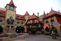 All about the Germany Pavilion in Epcot, Walt Disney World