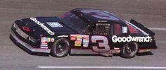 1988 Goodwrench Monte Carlo Nascar Race Cars, Sprint Cars, Chevrolet Monte Carlo, Chevrolet Camaro, Mustang Cars, Vintage Race Car, Dale Earnhardt, Car Manufacturers, Automobile