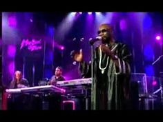Shaft - Isaac Hayes - The Late ShowWith David Letterman - YouTube