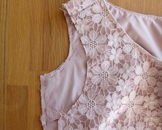 Sew Column and my Lace Have it your way dress - Tutorial - Guthrie & Ghani