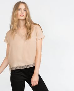 CAMISOLE TOP-Tops-Tops-WOMAN | ZARA United States