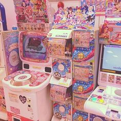japanese arcade anime illustration tumblr - Google Search