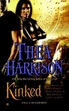 Kinked by Thea Harrison | Elder Races, BK#6 | Publisher: Berkley | Publication Date: November 5, 2013 | theaharrison.com | #Paranormal