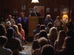 Gilmore Girls - Town Meeting - We have flying deer?