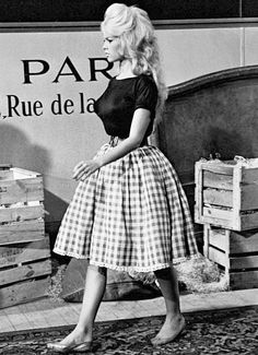 meganmonroes:  Brigitte Bardot in Come Dance With Me! (1959)