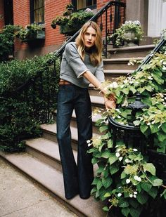 Friday´s inspo: flared jeans