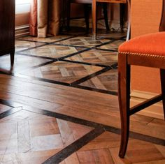 Wood And Tile Floors Combined - Decorable. Wood Tile Floors, Wood Paneling, Hardwood Floors, Floor Design, Tile Design, House Design, Wood Facade, Floors And More, Concrete Wood