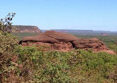 BLOG DO JOSÉ BONIFÁCIO: Formações rochosas de Santa Filomena imitam as de ...