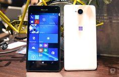 Microsoft's budget Lumia 650 finds a few ways to impress Congress 2016, Mobile World Congress, Latest Phones, Microsoft Lumia, Effort, Budgeting, Washington, Events, Gift Ideas