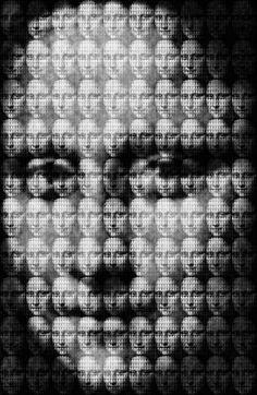 Mona In Mona In Mona [Adam Finkelstein] (Gioconda / Mona Lisa)