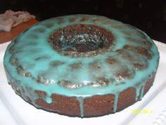 Cukormázas csokis kuglóf - Sütemény receptek Muffin, Cake, Desserts, Food, Tailgate Desserts, Deserts, Kuchen, Essen, Muffins