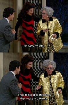 The Nanny - Yetta still has 'it'