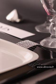 Decoration de table glamour