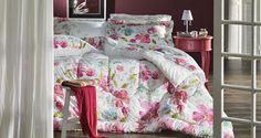 Jogo de cama, cobre-leito e edredom Mitry