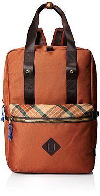 Pendleton Men's Backpack Tote Ranger Plaid One Size...