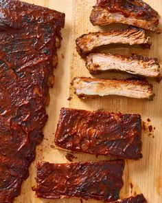 How To Make Great Ribs in the Oven   Kitchn Oven Baked Beef Ribs, Ribs Recipe Oven, Ribs In Oven, Bbq Baby Back Ribs, How To Cook Ribs, Salsa Barbacoa, Rib Meat, Barbecue Ribs, Braised Short Ribs
