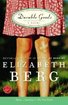 This book and Joy School by Elizabeth Berg are great books about the same little girl.  This auther makes you think