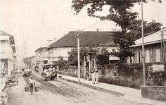 R. Hidalgo , Quiapo , Manila ( undated)  -bernadette churchill ( t. sora)