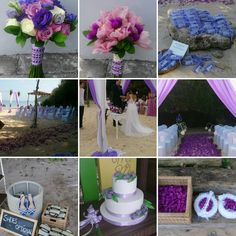 Beach wedding at Samabe Bali Suites & Villas
