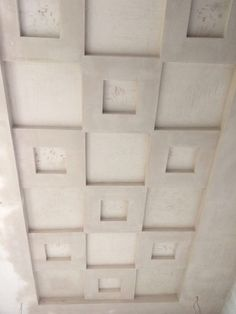 Square Boxes false ceiling
