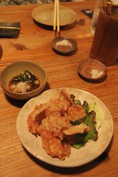 EATspeak: Yakitori Hitomi - やきとりひとみ  Kyoto
