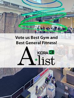 Weve Been Nominated for the KCRA 3 A-List! Help us out by showing your support and voting for us!