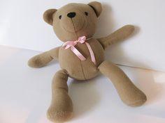Simple Fleece Teddy Bear sewing Pattern