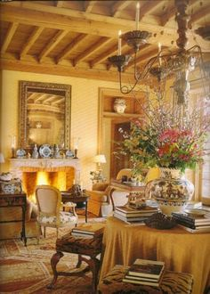 Texas residence featured in Timeless Elegance – The Houses of David Easton