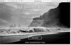 【 CSS 】写真画像の背景やフラットなスタイルのWebデザインにぴったりなゴーストボタンまとめ http://coliss.com/articles/build-websites/operation/css/css-tutorials-ghost-buttons.html
