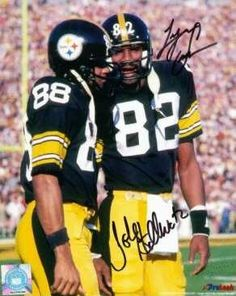3fd02e081c5 John Stallworth   Lynn Swann When I was kid