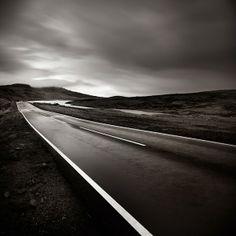 Xavier Rey Photographies - Ecosse | Scotland road - Ile de Skye, Ecosse 2011